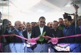 افتتاح بیمارستان بزرگ امام رضا(ع) توسط وزیر بهداشت