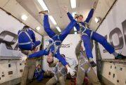خطر بی وزنی در فضا برای انسان