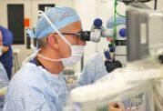 موفقیت رباتی که قابلیت جراحی چشم دارد