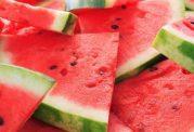 خوردنی های کم کالری برای کاهش گرمای بدن