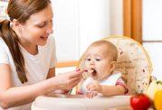 آغاز استفاده از غذاهای کمکی از شش ماهگی