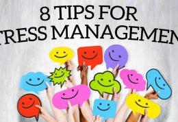 روش های اصولی برای مدیریت استرس