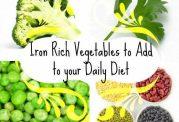 منابع گیاهی آهن