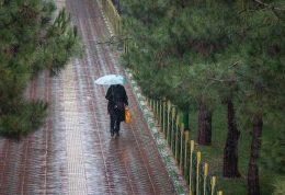 تداوم بارش باران و توفانهای تندری در کشور