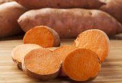 از مزایای مصرف سیب زمینی شیرین بیشتر بدانید