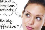 مقابله با بارداری ناخواسته با روش های دارویی