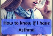 معرفی برخی علائم مهم برای بیماری آسم