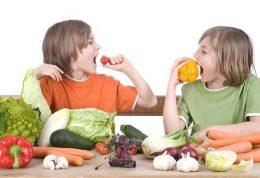 برنامه غذایی کودکان 7 تا 11 سال