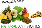 پرکاربردترین آنتی بیوتیک های سالم