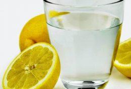 فواید ترکیب آب با آبلیمو