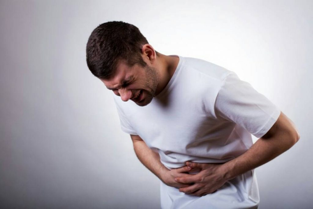 آموزش ماساژ برای از بین بردن نفخ شکم