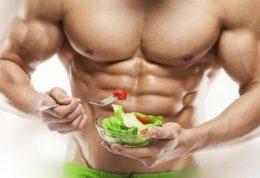 رژیم غذایی برای رشته فیزیک بدنسازی