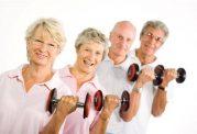 برطرف کردن نیازهای جسمانی و روحی با ورزش در سالمندان