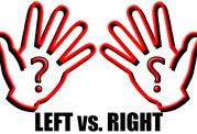 برتری راست دست ها نسبت به چپ دست ها