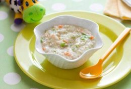 مقوی سازی غذای کودک