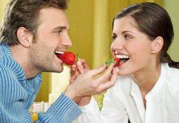 افزایش سلامت جنسی با برخی خوراکی ها