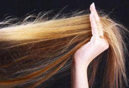 درمان موخوره موهای بلند