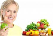 مشکلات یائسگی را با مصرف میوه و سبزی کاهش دهید!