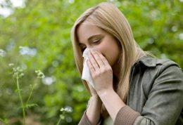 مقابله با آلرژی های بهاری