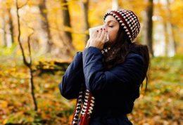 مقابله با آلرژی با توجه به تغییر فصول