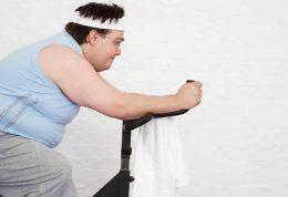 برنامه بدنسازی برای افراد چاق