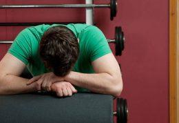 احساس کسالت در حین ورزش