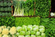 نحوه فریز کردن سبزی تازه