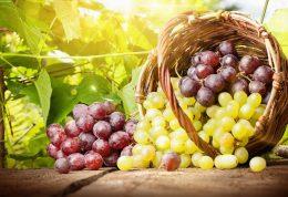 با مصرف انگور از پوسیدگی دندان جلوگیری کنید