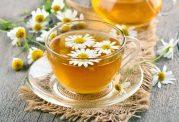نحوه مصرف چای بابونه