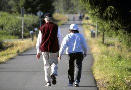 ابتلا به بیماری قلبی عروقی با آرام راه رفتن
