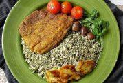 چگونه سبزی پلو با ماهی تهیه کنیم؟