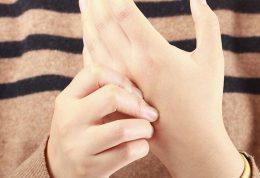 لرزش دست در جواني