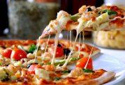 آموزش طرز تهیه پیتزا مرغ و سبزیجات