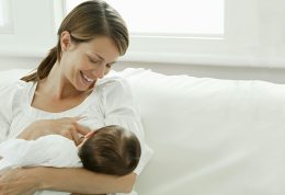 تکنیک های تسکین نوزاد شیرخوار