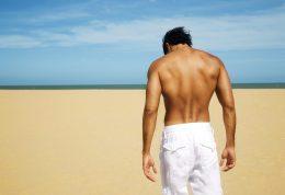 آموزش برنزه کردن پوست بدون آفتاب و دستگاه (2)