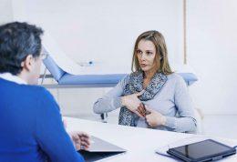 علل وقوع درد جناغ سینه چیست؟