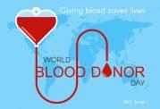 اهدای خون و نجات جان انسان ها
