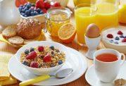 صبحانه مقوی و مفید را بشناسید / اینفوگرافیک