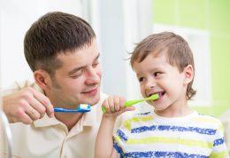 خمیر دندان کودکان و راهنمای استفاده از آن