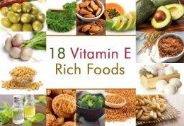 نحوه مصرف ویتامین E