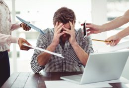 راهکارهای موثر برای جلوگیری و درمان استرس شغلی