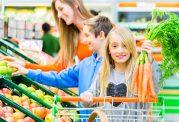 روش های ساده برای خرید مواد غذایی مفید برای کودکان