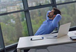 ورزش در محل کار با این 5 روش