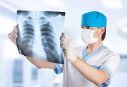 عمل توراکس یا جراحی قفسه سینه