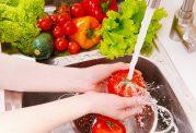 مناسب ترین روش برای ضد عفونی کردن میوه ها و سبزیجات