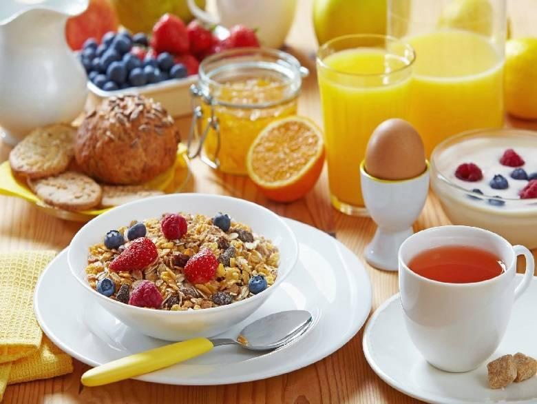 کلید زندگی سالم، مصرف صبحانه کامل است