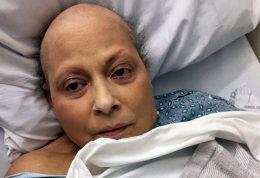 ابتلا یک زن به سرطان با استفاده از پودر بچه