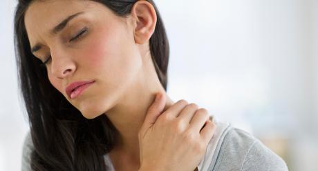 درمان دستی یا کایروپراکتیک دیسک گردن