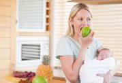 خوردنی های مفید برای زنان شیرده