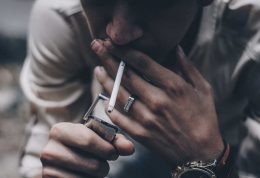 ضعف جسمی افراد سیگاری بیشتر است